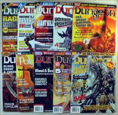 Dungeon Magazine Collection - Issues #91-100