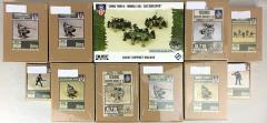 Dust Tactics Allied Starter Army #2 - 15 Figures