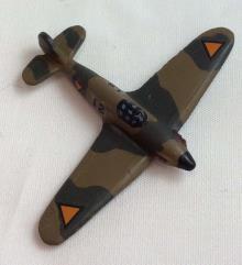 Dutch Hawker Hurricane