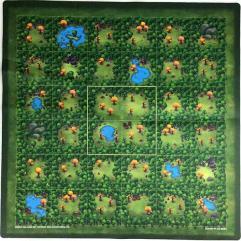 Dwar7s - Fall - Playmat