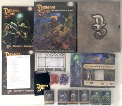 Dungeon Saga - The Dwarf King's Quest (Kickstarter Edition)