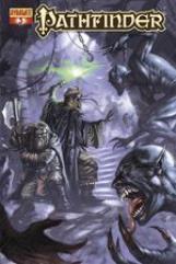 #3 - Dark Waters Rising Part 3 (Parillo Cover)