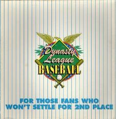 Dynasty League Baseball (1993 Teams)