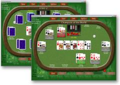Tournament Poker - No Limit Texas Hold'Em