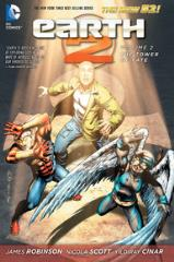 Earth 2 Vol 2. The Tower of Fate
