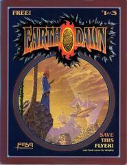 Earthdawn Flyer #1 of 3