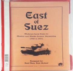 East of Suez (Version 1.1)