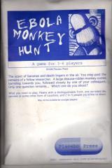 Ebola Monkey Hunt