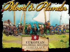 European Colonial Militia Set
