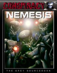 Nemesis - The Grey Sourcebook (2nd Printing)