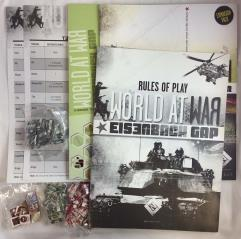 Eisenbach Gap 2-Pack, Base Game + Death of the 1st Panzer Expansion!