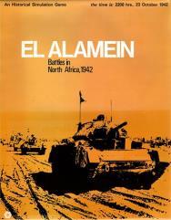 El Alamein (Plastic Flat Tray)
