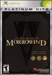 Elder Scrolls III, The - Morrowind (Platinum Hits)