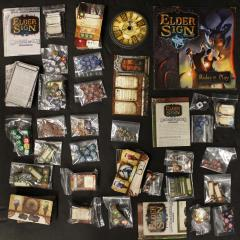 Elder Sign Collection #1 - Base Game + 3 Expansions!