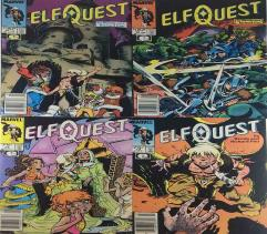 ElfQuest Collection - 4 Issues!