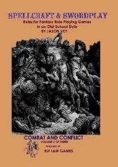 Volume 2 - Combat & Conflict (1st Edition)