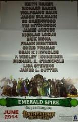 Emerald Spire Super Dungeon Promo Poster