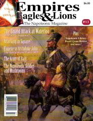 "#13 ""The Guard Attack at Waterloo, Eugene vs Archduke John, The Army of Italy"""