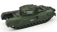 Churchill Mk.III Heavy Infantry Tank
