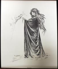 Enchantress (Unmatted)