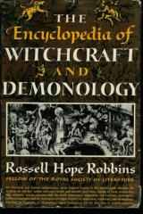 Encyclopedia of Witchcraft & Demonology