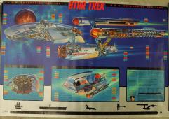 Enterprise Cutaway Poster