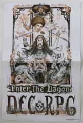 Poster - Enter the Dagon
