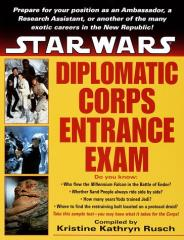 Star Wars - Diplomatic Corps Entrance Exam
