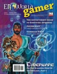 "#1 ""Cyberware, Adventure's Guide to Surviving Anything, Vamerian Virus"""
