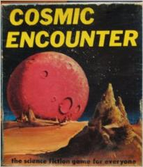 Cosmic Encounter (1st Edition, 1st Printing)