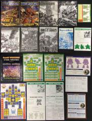 Titan Legions/Space Marine Collection - 2 Base Games + 2 Expansions