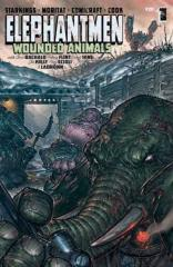 Elephantmen Vol 1 - Wounded Animals