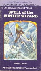 Spell of the Winter Wizard