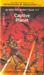 Star Frontiers - Captive Planet
