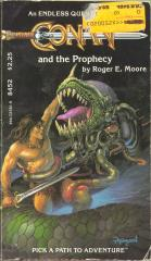 Conan and the Prophecy