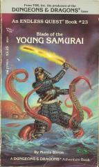 Youngest Samurai, The