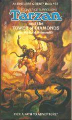 Tarzan and the Tower of Diamonds