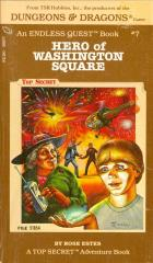 Top Secret - Hero of Washington Square