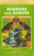 Top Secret - Robbers and Robots