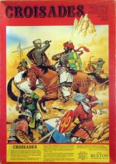 Croisades (Outremer) (French Edition)