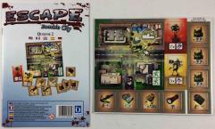 Escape - Zombie City, Queenie #2