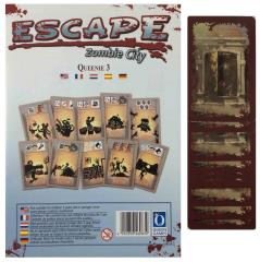 Escape - Zombie City, Queenie #3