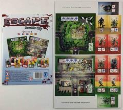 Escape - Zombie City, Queenie #1