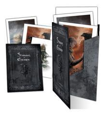 Folio w/Character Sheets & Art Prints (Kickstarter Exclusives)