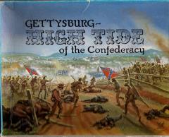 Gettysburg - High Tide of the Confederacy