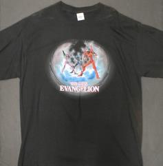 Neon Genesis Evangelion T-Shirt (XL)