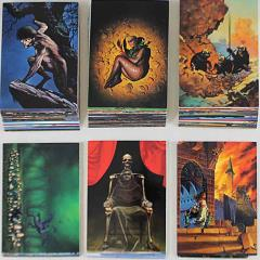 Companion Collector Cards Collection - 90 of 96 Cards
