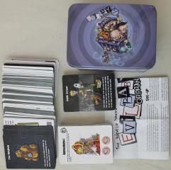 Evil Baby Orphanage Collection - Base Game + 2 Expansions + Tin Case!