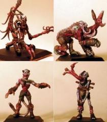 Eviscerator w/Zombie