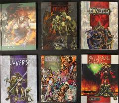 Exalted 2nd Edition Starter Collection - 6 Books!